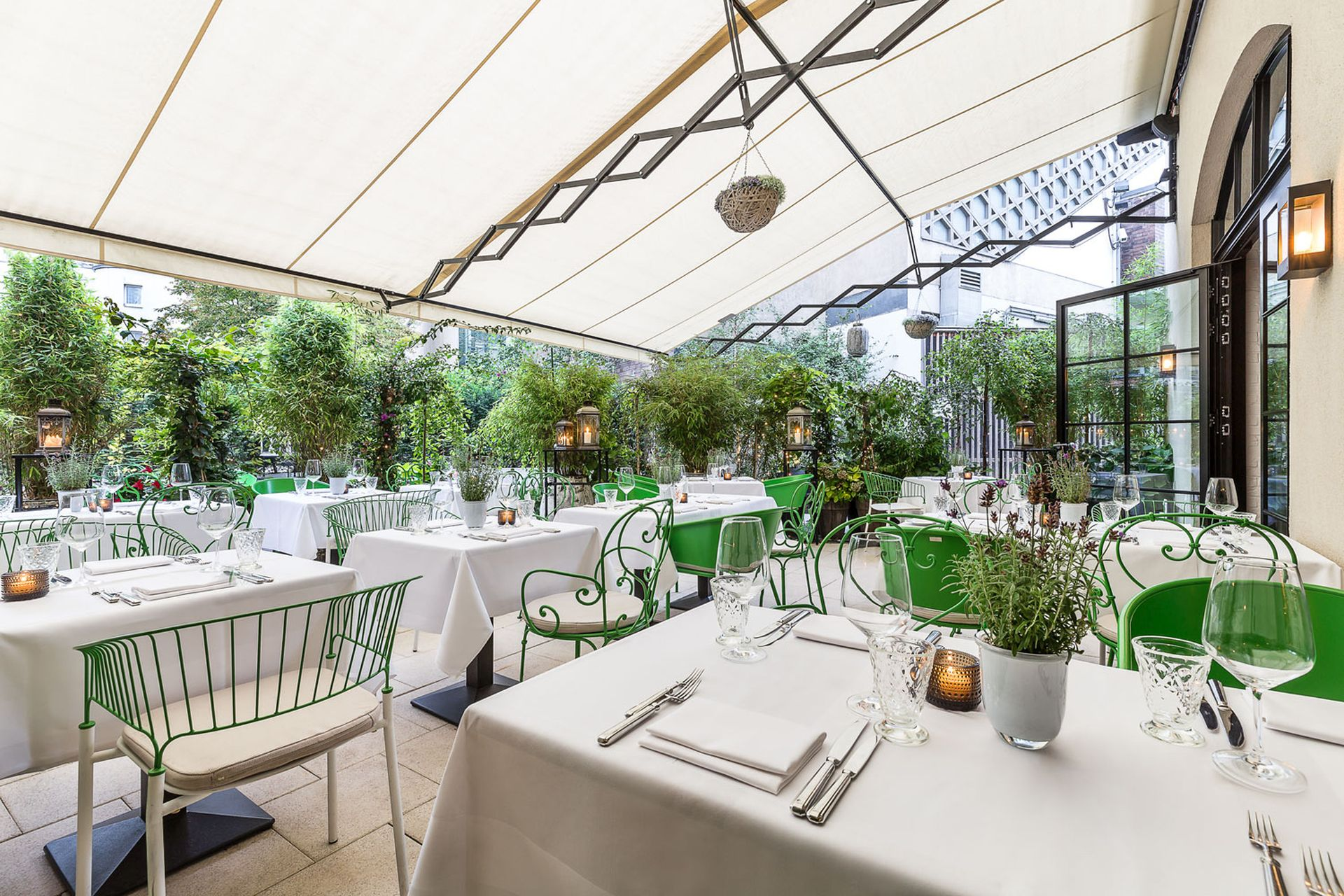 Grace Restaurant Hotelzoo Berlin